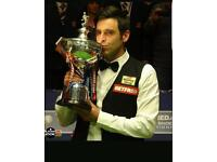 World Snooker championship semi final /Final tickets