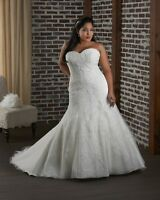GOWNS sizes 4-36 at Bridal Plus Boutique