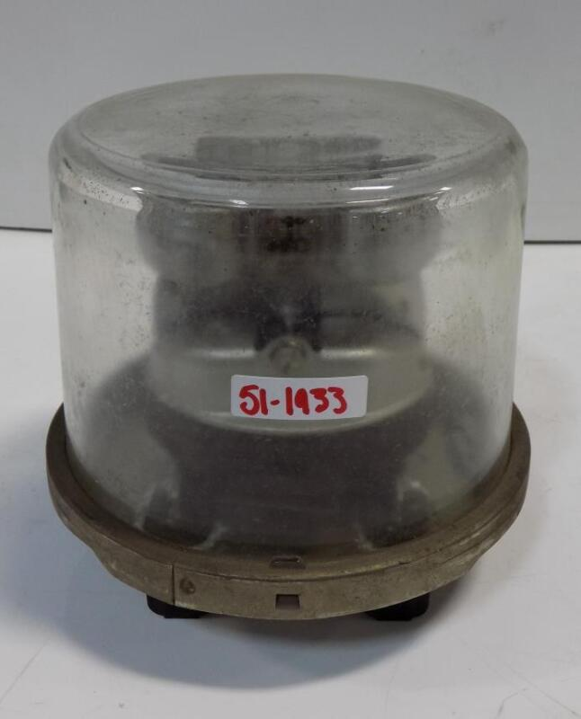 WESTINGHOUSE 15A 240V 3 WIRE WATTHOUR METER TYPE CS