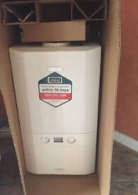Boiler - ideal logic 18kw heat only