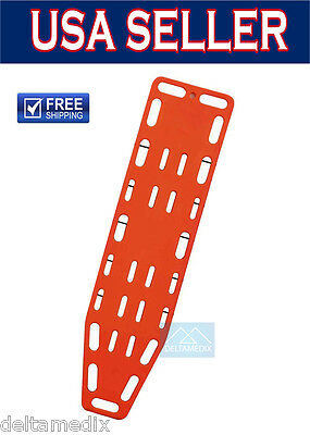 Spine Board Rotation Medical Strap Plastic Ambulance Emergency 191-mayday