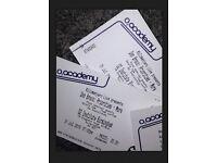 2 x Don Broco Gig Tickets 31/7/2016 at O2 Institute Birmingham
