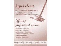 L&T CLEANING SERVICE & WINDOW CLEANING