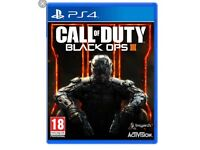 Black ops 3 PS4 game