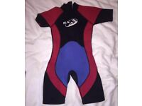 SA- Wet Suit - Kids - Age 7/8 Years -