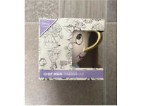 Chip cup/ mug beauty and the beast Primark Disney collection