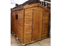 7ft x5ft T&G Garden Shed