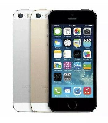 Apple iPhone 5S - 16GB (Unlocked) - Space Grey