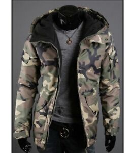 Xl camo jacket brand new