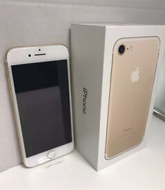 Apple iPhone 7 32GB Gold Brand New