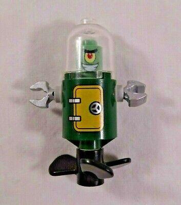 Lego SpongeBob SquarePants Plankton Minifigure Minifig