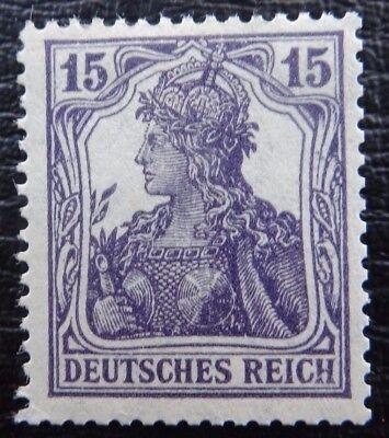 Deutsches Reich Mi 101 * , Germania (VI)