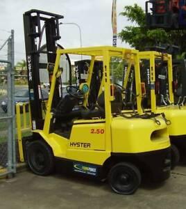 Hyster 2500kg LPG Forklift Larapinta Brisbane South West Preview