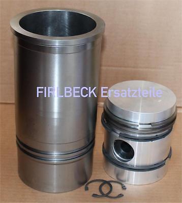 Zylindersatz Kolbensatz Kolben Zylinder MWM KD12 KD 12 FENDT HELA etc/