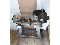 Excell Metal Bandsaw