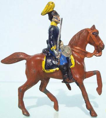 WILLIAM FEIX TOY SOLDIERS HOLLOW CAST LEAD WF5A MOUNTED OFFICER SWORD 95%