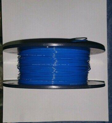 20 Awg Mil-spec Blue M2275916-20 Etfe Insulationstranded Tinned Copper 50 Ft