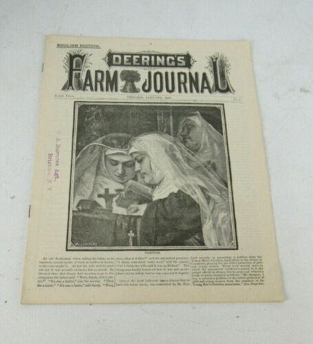 1886 Deering