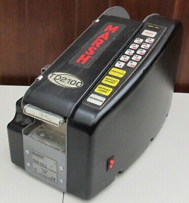 Marsh Td2100 Electric Automatic Tape Machine Dispenser Electronic Parts Repair