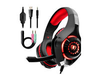 Brand new gaming headset for PS4,xbox1 and pc.