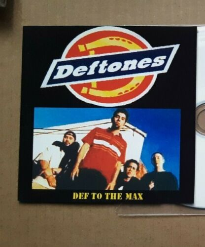 DEFTONES-def to the max-live at the max 1997