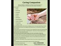 Providing Respite to the family and Carer's of loved ones