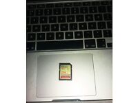 SanDisk 256GB - Sandisk Extreme 256GB up to 90 mb/s