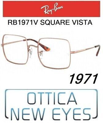 Occhiali da Vista RAYBAN SQUARE sale-42% RB1971V 2943 54mm Eyewear Optician Ray (Ray Ban Opticians)