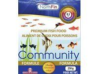 NorthFin Premium Fish Food - Community Formula