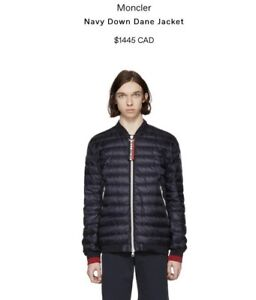 Brand New Authentic Moncler JKT - Size 1 - fits like Medium