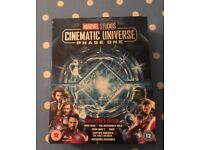 Marvel Studios Collector's Edition Box Set - Phase 1 & 2