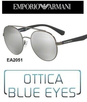 Occhiali da Sole Emporio Armani EA 4105 5597/6R Sunglasses wayfarer style     (Armani Wayfarer Sunglasses)