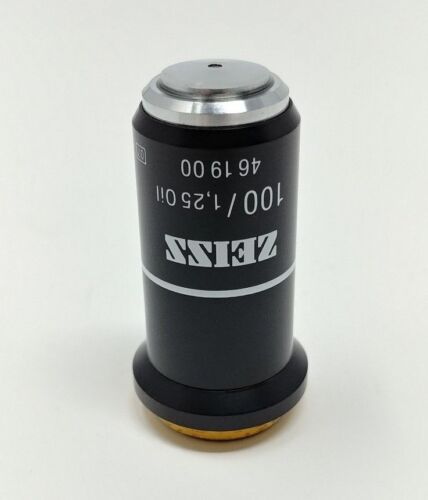 Zeiss Microscope Objective 100x/1.25 Oil 461900