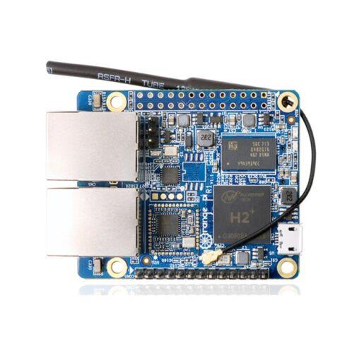 Orange Pi R1 Router PC Dual Ethernet RJ45 WiFi Quad-Core Compatible Raspberry Pi