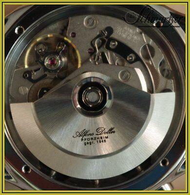 Reparatur Revision Überholung Valjoux 7750 Chronograph Automatik Uhrmachermeiste d'occasion  Expédié en Belgium