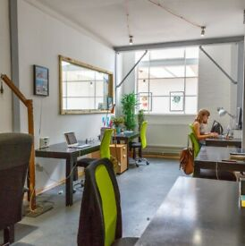 Dedicated Desk | Workspace | Creative Office Space | Co-working | Commercial | Warehouse | Wimbledon
