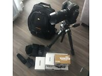 Canon EOS 6D with Sigma 35mm 1.4 ART and Lots of Accessories (Mega Bundle Worth £2600)