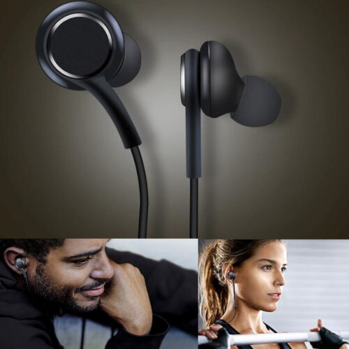 For Samsung Galaxy S8/S8+ Earbuds Bass Earphone Headphones Stereo In-Ear Headset