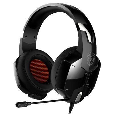 Auricular Gaming KROM Kopa Stereo Pc PS4 Cascos con Microfono Pc Ordenador...