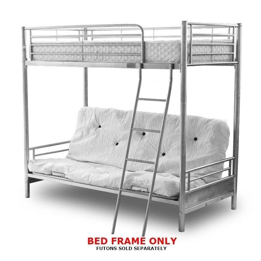 Metal Bunk Bed With Sofa Underneath In Fishponds Bristol Gumtree