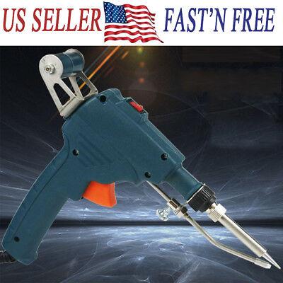 New Auto Electric Soldering Iron Gun Welding Tool 60w
