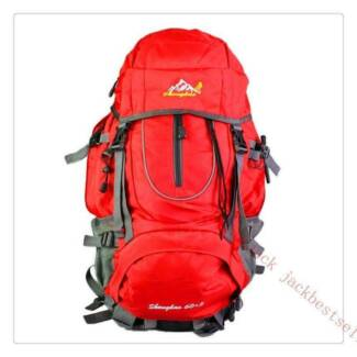 65L Tough Outdoor Backpack Hiking Camping Travelling Bag Caulfield South Glen Eira Area Preview