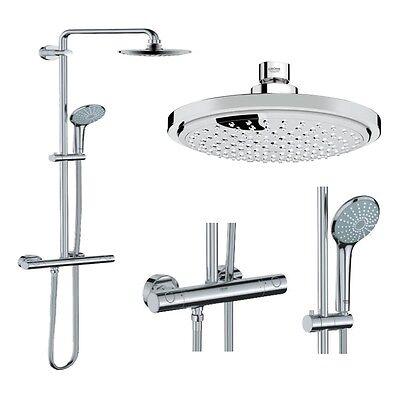 Grohe Euphoria 27296001 Duschsystem, Duschsäule, Regendusche, Rainshower Set online kaufen