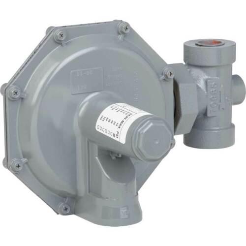 "Natural Gas Regulator, Sensus 143-80-2  1"" NPT"