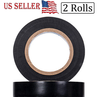 2 Rolls 0.760 Ft Vinyl Pvc Purpose Insulated Electrical Tape Lot High Quality