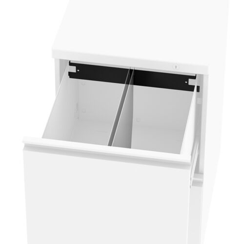 LOT of 2 - Herman Miller TU Storage Drawer File Converter