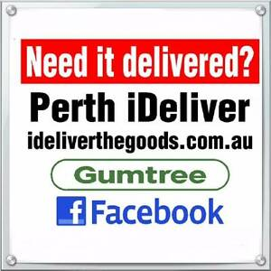 iDeliver ALL Pickups & Deliveries Perth Region Preview