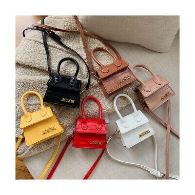 Luxury Handle Mini Bags Brand Purses Handbags 2020 Women Designer Small Shoulder
