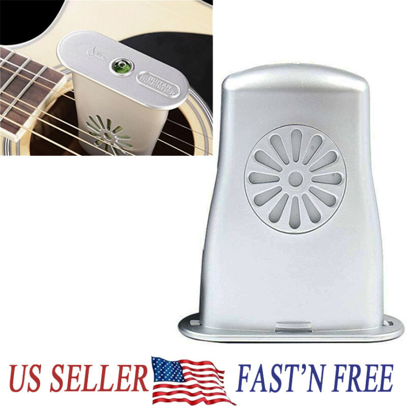 Acoustic Guitar Humidifier Prevent Dryness Guitar Board Cracking Guitar Parts