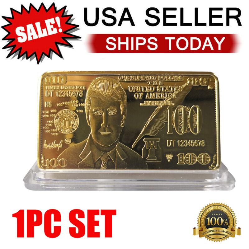 Donald Trump 2020 Keep America Great Commemorative Challenge Coins 1PC SET